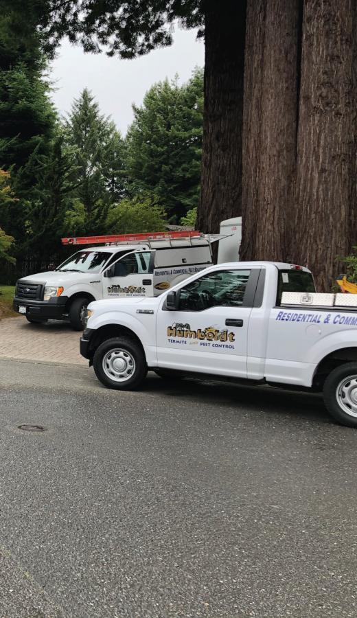 Humboldt Pest Control & Pest Exterminators